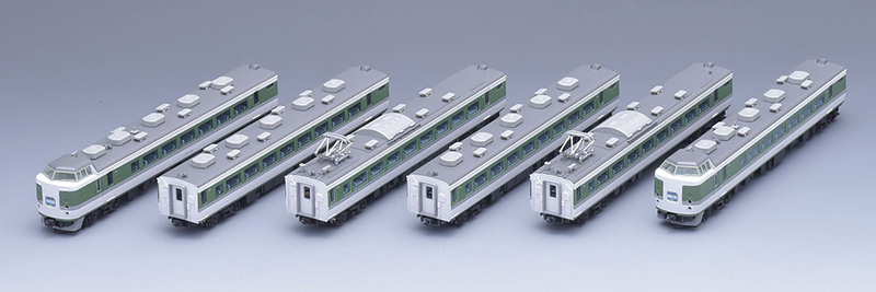 【トミックス/TOMIX】183・189系電車(N101編成・あさま色)セット 鉄道模型 Nゲージ 特急型[▲][ホ][F]