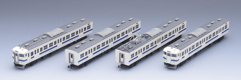 【トミックス/TOMIX】415系近郊電車(常磐線)増結セット 鉄道模型 Nゲージ 近郊型[▲][ホ][F]