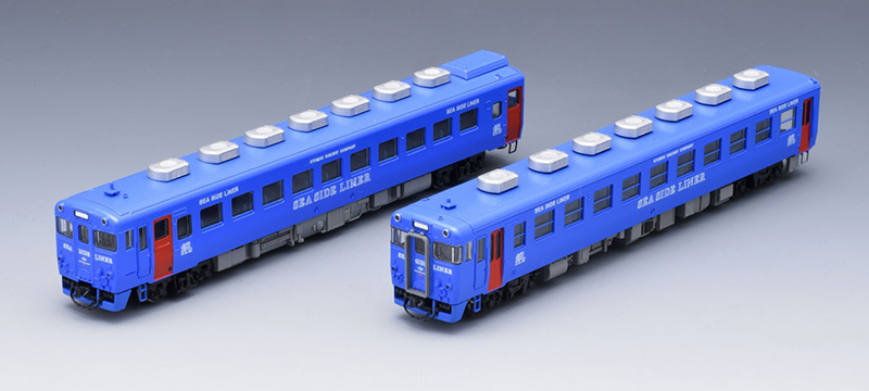 【トミックス/TOMIX】キハ58系ディーゼルカー(快速シーサイドライナー・青色)セット 鉄道模型 Nゲージ 気動車 ディーゼルカー DC[▲][ホ][F]
