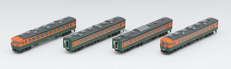 【トミックス/TOMIX】167系電車(冷改車・湘南色)基本セット 鉄道模型 Nゲージ 急行型 近郊型[▲][ホ][F]