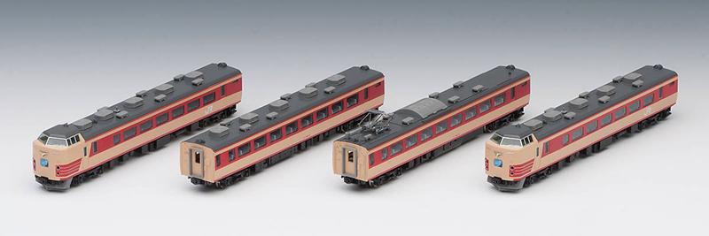 【トミックス/TOMIX】183・189系特急電車(房総特急・グレードアップ車)基本セットB 鉄道模型 Nゲージ 特急型[▲][ホ][F]