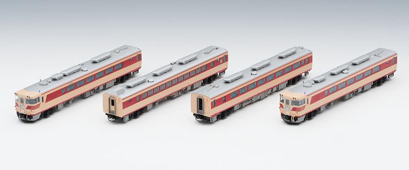 【トミックス/TOMIX】キハ82系特急ディーゼルカー基本セット 鉄道模型 Nゲージ 気動車 ディーゼルカー DC[▲][ホ][F]