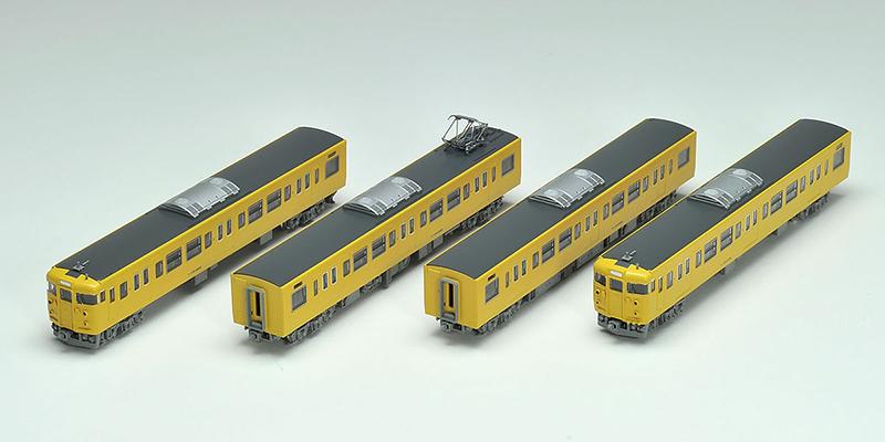 【トミックス/TOMIX】115 2000系近郊電車(JR西日本40N更新車・黄色)増結セット 鉄道模型 Nゲージ 近郊型[▲][ホ][F]