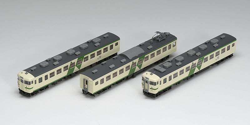 【トミックス/TOMIX】169系電車(松本運転所・改座車)基本セット[▲][ホ][F]