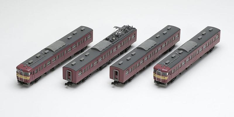 【トミックス/TOMIX】415系近郊電車(旧塗装)基本セット 鉄道模型 Nゲージ 近郊型[▲][ホ][F]