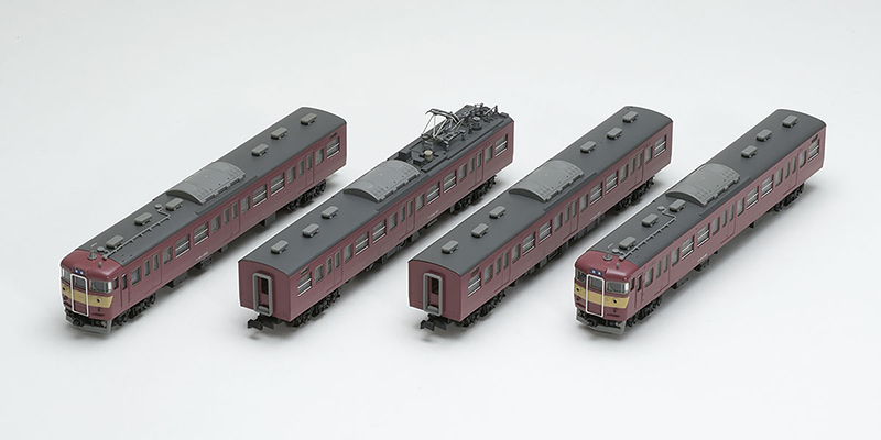 【トミックス/TOMIX】415系近郊電車(旧塗装)増結セット 鉄道模型 Nゲージ 近郊型[▲][ホ][F]