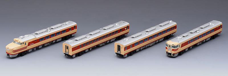 【トミックス/TOMIX】キハ81・82系特急ディーゼルカー(くろしお)基本セット 鉄道模型 Nゲージ 気動車 ディーゼルカー DC[▲][ホ][F]