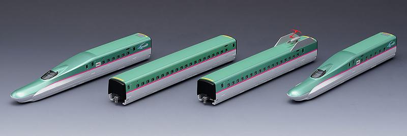 【トミックス/TOMIX】E5系東北・北海道新幹線(はやぶさ・増備型)基本セット 鉄道模型 Nゲージ 新幹線[▲][ホ][F]