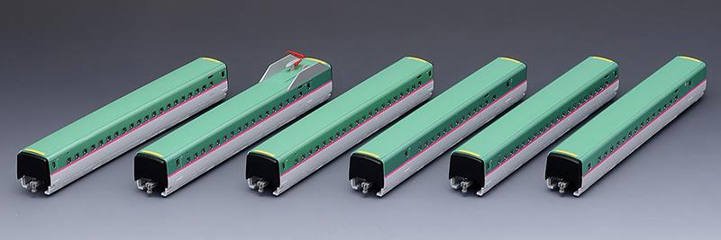 【トミックス/TOMIX】E5系東北・北海道新幹線(はやぶさ・増備型)増結セット 鉄道模型 Nゲージ 新幹線[▲][ホ][F]