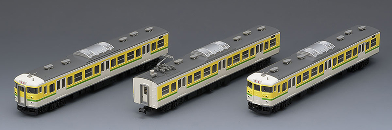 【トミックス/TOMIX】115 1000系近郊電車(弥彦色)セット[▲][ホ][F]