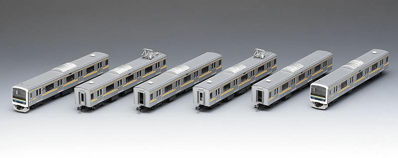【トミックス/TOMIX】209 2100系通勤電車(房総色・6両編成)セット 鉄道模型 Nゲージ 通勤型[▲][ホ][F]