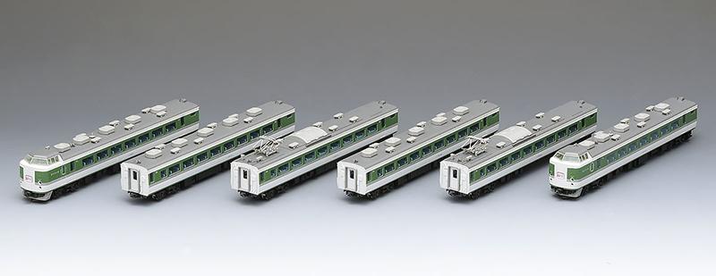 【トミックス/TOMIX】189系電車(N102編成・あさま色)セット 鉄道模型 Nゲージ 特急型[▲][ホ][F]