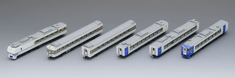 【トミックス/TOMIX】キハ183系特急ディーゼルカー(まりも)セットB 鉄道模型 Nゲージ 気動車 ディーゼルカー DC[▲][ホ][F]