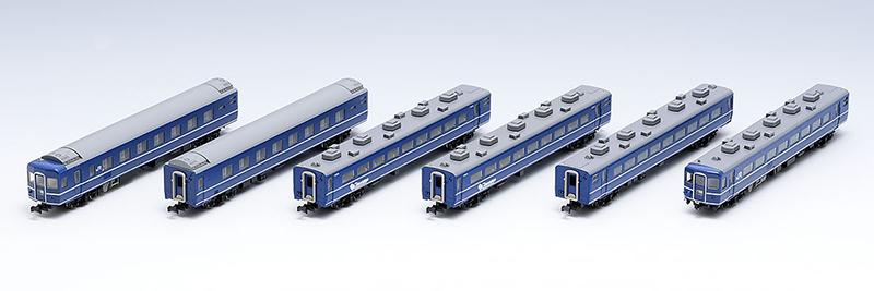 【トミックス/TOMIX】14 500系客車(まりも)セット 鉄道模型 Nゲージ 客車 PC[▲][ホ][F]
