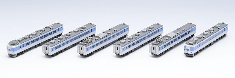 【トミックス/TOMIX】183 1000系電車(幕張車両センター・あずさ色)セット 鉄道模型 Nゲージ 特急型[▲][ホ][F]