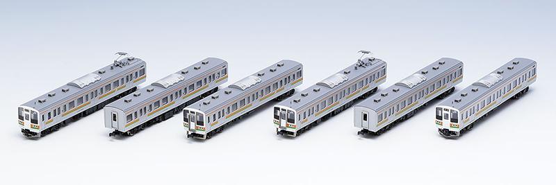 【トミックス/TOMIX】211 3000系近郊電車(高崎車両センター・6両編成)セット 鉄道模型 Nゲージ 近郊型[▲][ホ][F]