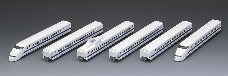 【トミックス/TOMIX】300 3000系東海道・山陽新幹線(後期型)基本セット 鉄道模型 Nゲージ 新幹線[▲][ホ][F]