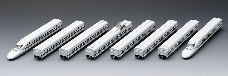 【トミックス/TOMIX】700 0系東海道・山陽新幹線(のぞみ)基本セット 鉄道模型 Nゲージ 新幹線[▲][ホ][F]