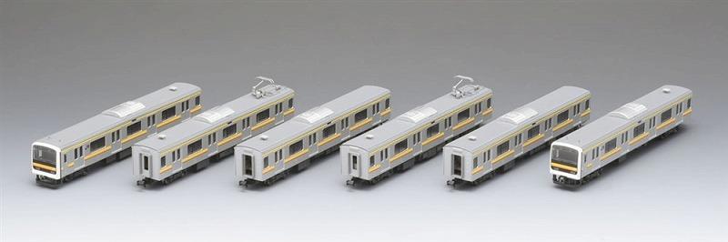 【トミックス/TOMIX】209 2200系通勤電車 (南武線・6両) セット【限定品】 鉄道模型 Nゲージ 通勤型[▲][ホ][F]