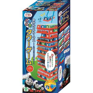 アイアップ きかんしゃ トーマス ドキドキタワーゲーム ゲーム おもちゃ ホビー 当店一番人気 バランスゲーム お気に入り K ホ