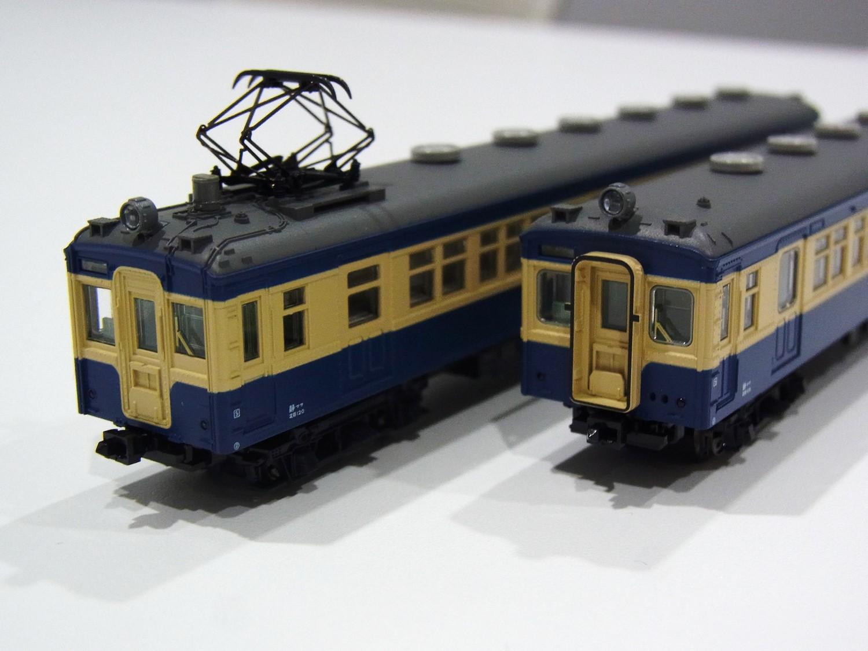 【KATO/カトー/関水金属】クモハ51200+クハ47100 飯田線(2両) 鉄道模型 Nゲージ 通勤型[▲][ホ][F]