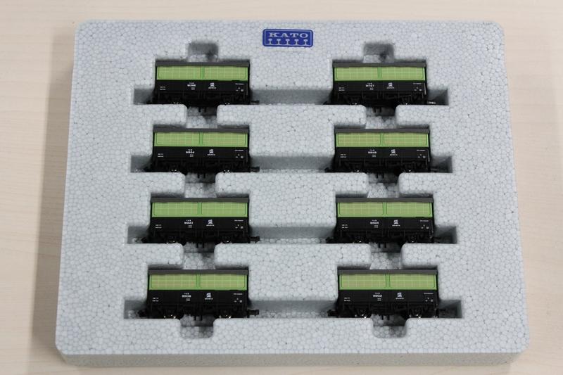 【KATO/カトー/関水金属】トラ90000 (8両) 鉄道模型 Nゲージ 貨車 貨物[▲][ホ][F]