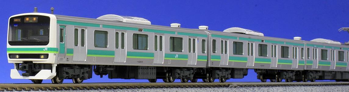 【KATO/カトー/関水金属】E231系常磐線・上野東京ライン 基本(6両) 鉄道模型 Nゲージ 近郊型[▲][ホ][F]