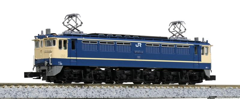 【KATO/カトー/関水金属】EF65 1000 後期形(JR仕様) 鉄道模型 Nゲージ 電気機関車[▲][ホ][F]