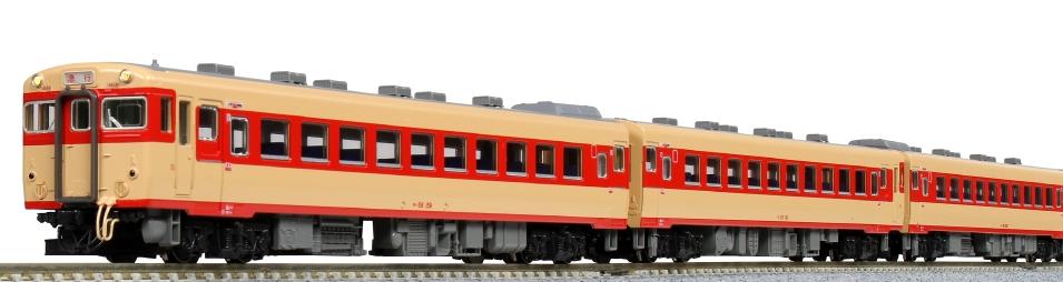 【KATO/カトー/関水金属】キハ58系(非冷) 急行「いいで」 (7両)[▲][ホ][F]