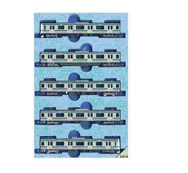 【マイクロエース/MICROACE】E231系 常磐線 付属5両セット 鉄道模型 Nゲージ 近郊型[▲][ホ][F]