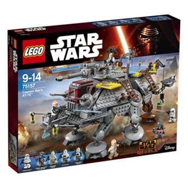 【レゴジャパン/LEGO】 75157 レゴ(R)スター・ウォーズ キャプテン・レックスのAT-TE おもちゃ ブロック 知育玩具 レゴ[▲][ホ][K]