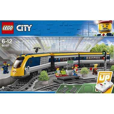【レゴジャパン/LEGO】 60197 ハイスピード・トレイン おもちゃ ブロック 知育玩具 レゴ[▲][ホ][K]