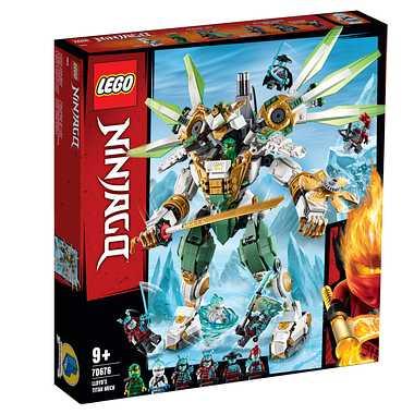 【レゴジャパン/LEGO】 70676 巨神メカ タイタンウィング おもちゃ ブロック[▲][ホ][K]
