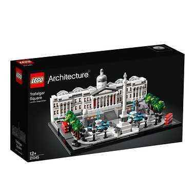 【レゴジャパン/LEGO】 21045 トラファルガー広場 おもちゃ ブロック 知育玩具 レゴ[▲][ホ][K]