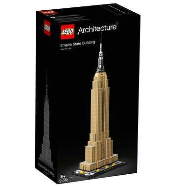 【レゴジャパン/LEGO】 21046 エンパイア・ステート・ビルディング おもちゃ ブロック 知育玩具 レゴ[▲][ホ][K]