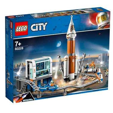 【レゴジャパン/LEGO】 60228 超巨大ロケットと指令本部[▲][ホ][K]
