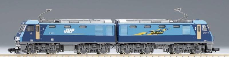 【トミックス/TOMIX】JR EH200形電気機関車[▲][ホ][F]