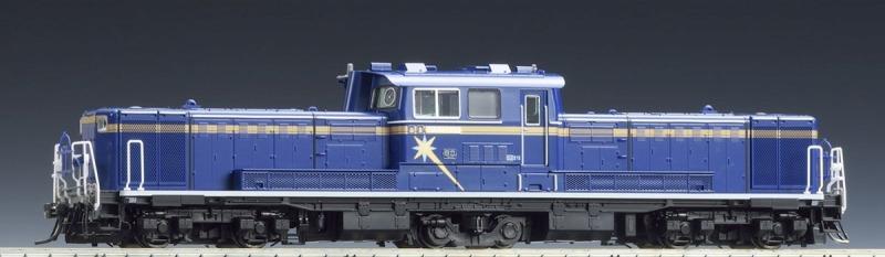【トミーテック/TOMYTEC】JR DD51-1000形ディーゼル機関車(JR北海道色)[▲][ホ][F]