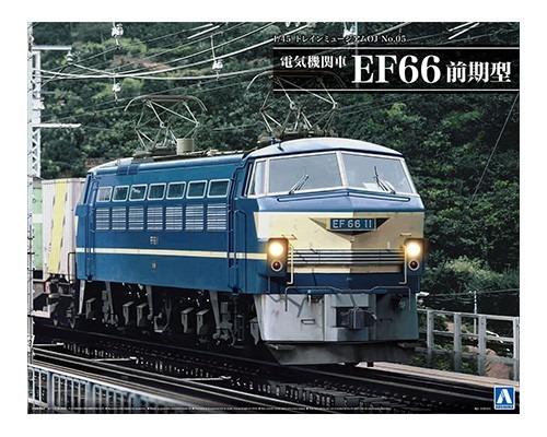 【アオシマ】電気機関車 EF66 前期型[▲][ホ][F]