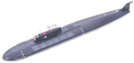【タミヤ/TAMIYA】1/700 ウォーターラインシリーズ ロシア原子力潜水艦 クルスク(オスカーII)[▲][ホ][F]