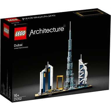 【レゴジャパン】21052 アーキテクチャー ドバイ知育玩具 ブロック レゴ レゴ[▲][ホ][K]