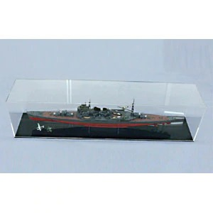 アオシマ 1 350 セール開催中最短即日発送 高雄型用 大型艦用 アクリル製ディスプレイケース 模型 プラモデル ホビー F 一部予約 ホ