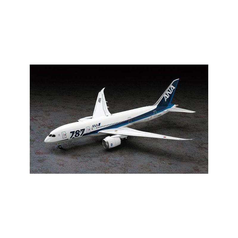 ストア オンライン限定商品 ハセガワ 1 200 ANA プラモデル ホ F ボーイング787-8