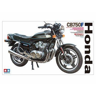 タミヤ TAMIYA 1 6 ホンダ Honda 模型 プラモデル ランキングTOP10 初売り ホ F CB750F ホビー