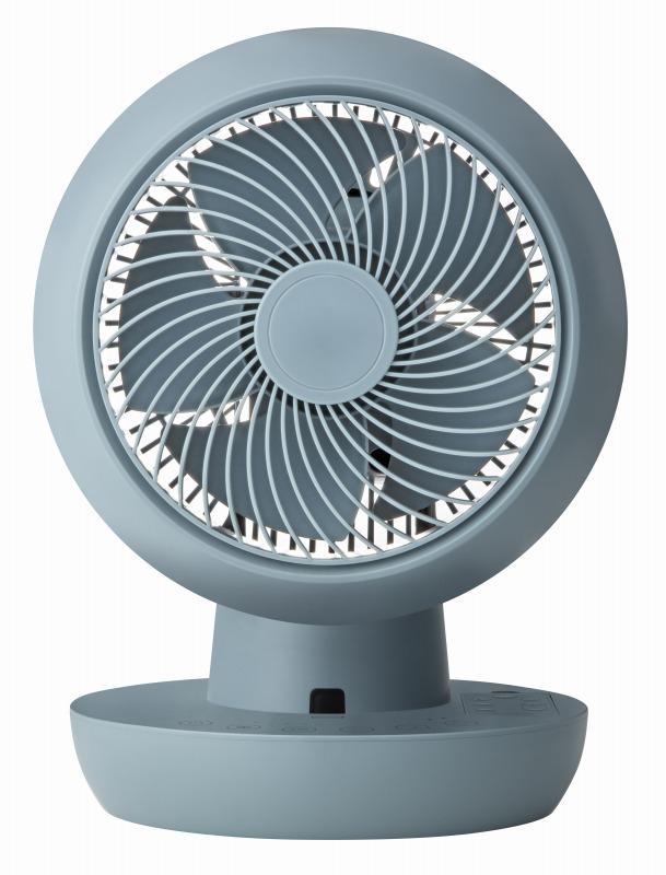 【スリーアップ】スリーアップ 充電式 3Dサーキュレーター CF-T2001BL 家電 扇風機 サーキュレータ[▲][KM]