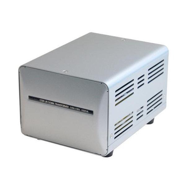 【カシムラ】カシムラ 海外国内用大型変圧器110-130V/1500VA NTI-149 家電 電池 変圧器 アダプタ[▲][KM]