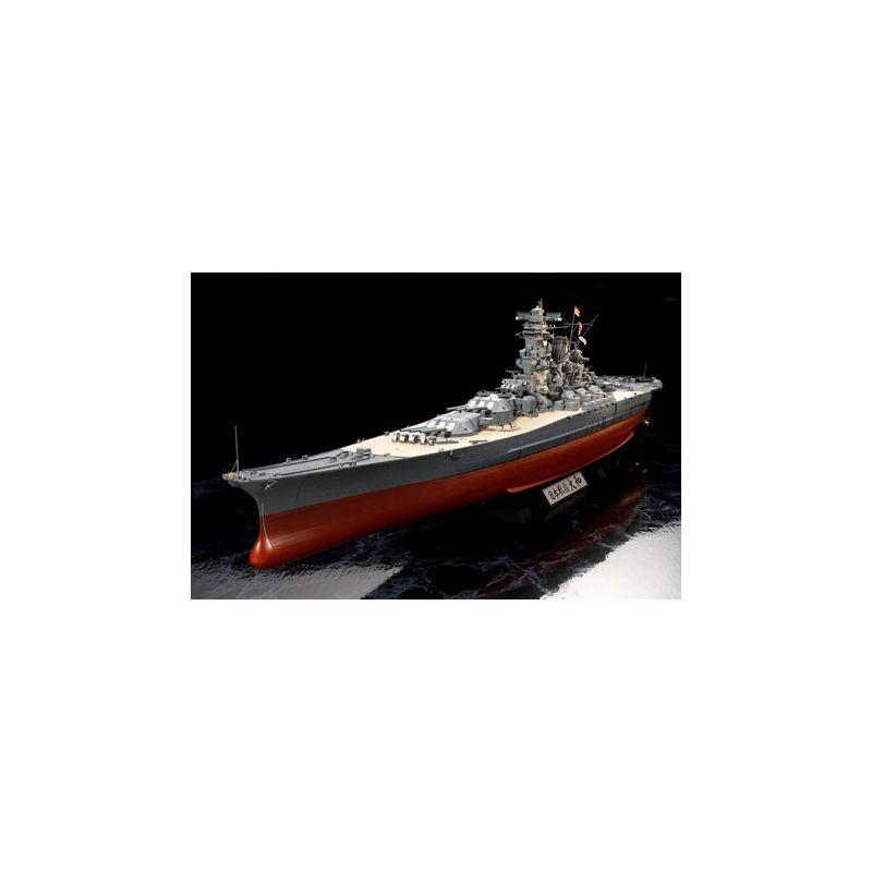 タミヤ TAMIYA 艦船シリーズ 正規逆輸入品 No.25 1 ホ 350 大和 日本戦艦 F トラスト