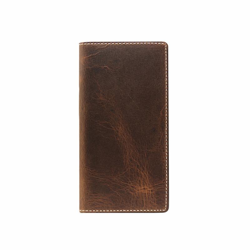 【SLG Design(エスエルジーデザイン)】手帳型スマホケース iPhone XS / X Badalassi Wax case ブラウン スマートフォンケース スマホケース 手帳型ケース[▲][R]