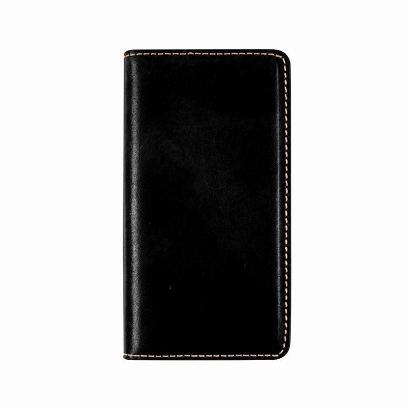 【LAYBLOCK(レイブロック)】手帳型スマホケース iPhone XS Max Tuscany Belly ブラック スマートフォンケース スマホケース 手帳型ケース[▲][R]