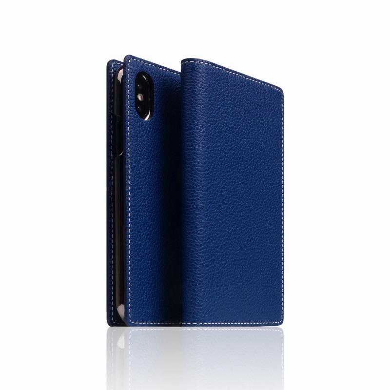 <title>手帳型 お買い物マラソン限定50円OFFクーポン SLG Design エスエルジーデザイン 手帳型スマホケース iPhone XS X Full Grain ランキングTOP5 Leather Case Navy Blue スマートフォンケース スマホケース 手帳型ケース R</title>